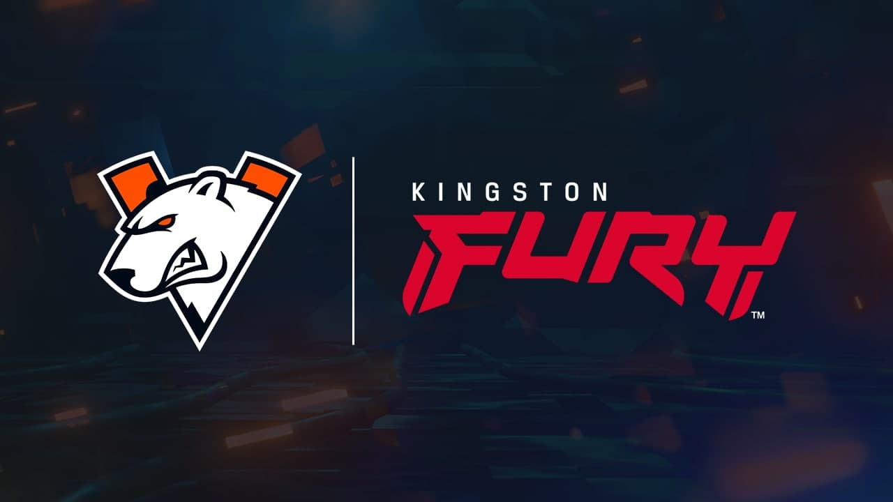 Kingston FURY and Virtus.pro became partners