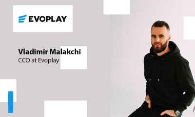 """""""We're moving and scaling our market presence worldwide"""": Exclusive interview with Evoplay CCO"""