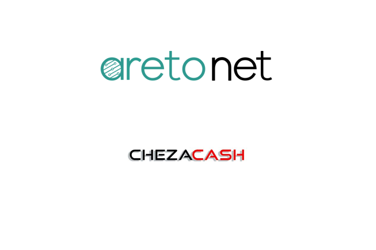 AretoNet makes Kenya debut with ChezaCash