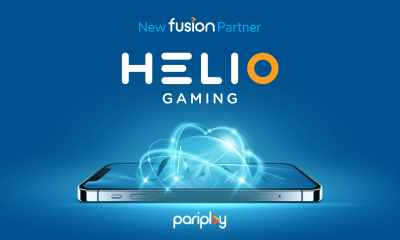 Pariplay adds innovative lottery content from Helio Gaming to its platform