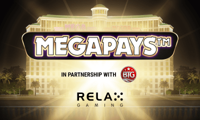 Big Time Gaming Partners with Relax Gaming to bring Megapays™ to market