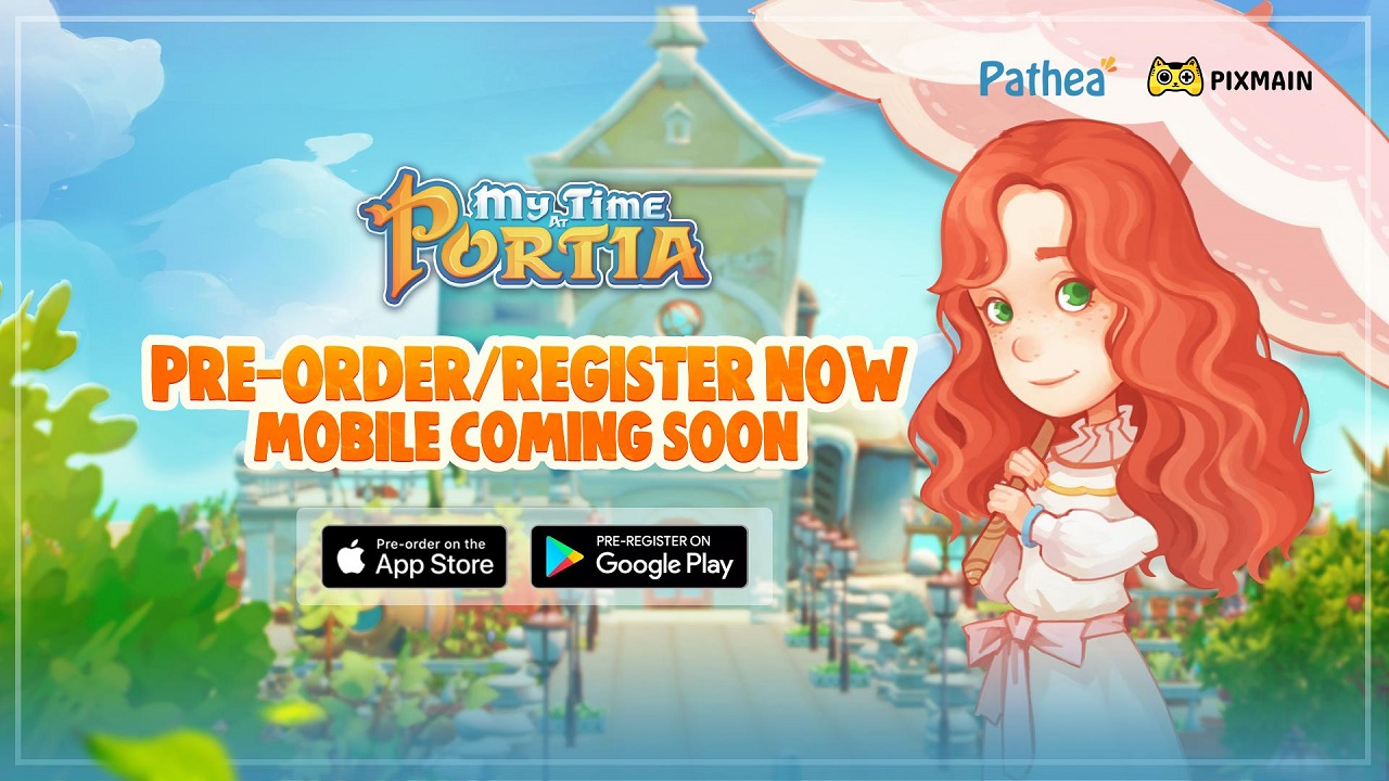 My Time at Portia Launching on Mobile August 4, Special Pre-Order Price Available Now