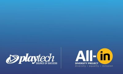 Playtech Joins All-in Diversity Project