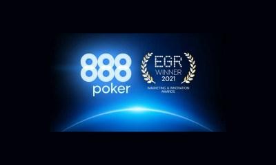 888poker Wins EGR Award for Best Poker Marketing Campaign