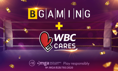 BGaming donates part of revenue to charity project WBC Cares