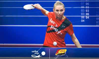 Setka Cup has partnered with the Table Tennis Association in the Czech Republic