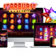 NetEnt ready for lift off as it launches Starburst™ XXXtreme