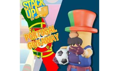 PixelConflict's Debut Title, Stack Up! (or dive trying), to Launch July 16th only on Steam