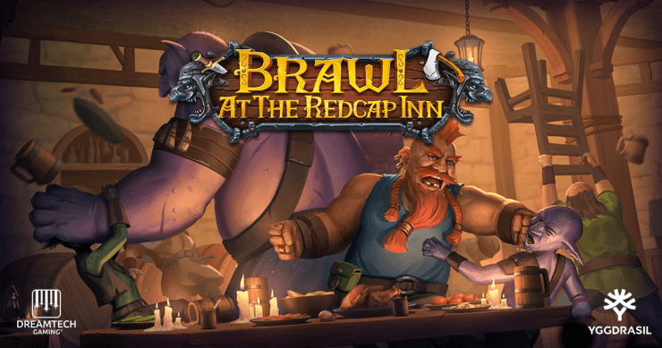 Yggdrasil comes out fighting with Brawl at the Redcap Inn™