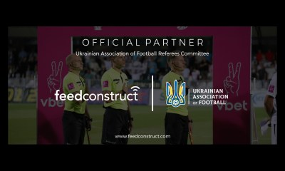 FeedConstruct - The Official Partner of the Ukrainian Association of Football Referees Committee