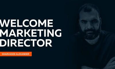 Alexander Sharvadze joins Virtus.pro as Marketing Director