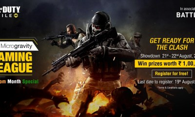 Microgravity announces MGL - Call of Duty: Mobile tournament