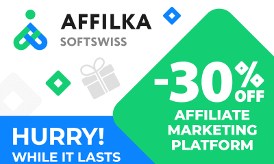 Affilka by SOFTSWISS August Offer Reminder