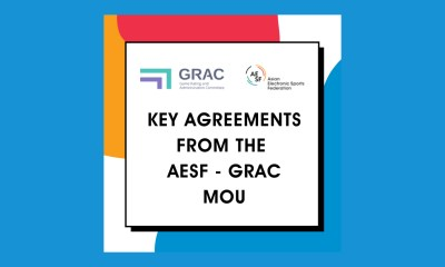 AESF Seals MoU with South Korea's Game Ratings and Administration Committee (GRAC)