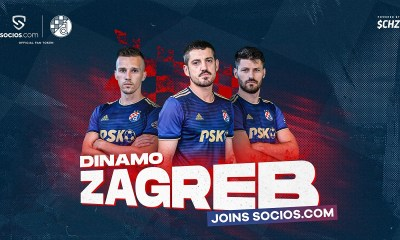 Dinamo Zagreb Will Become First Croatian Club To Launch Fan Token On Socios.Com