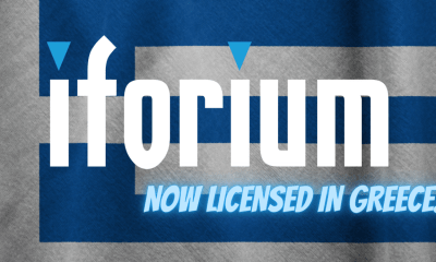 Iforium awarded Greece Supplier Licence