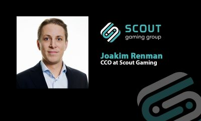 Exclusive Q&A with Joakim Renman, CCO at Scout Gaming