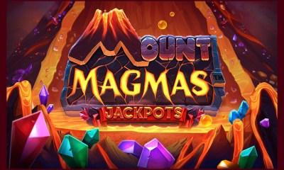 Push Gaming and LeoVegas' Mount Magmas Jackpots enjoys global release