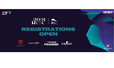 National Esports Championships 2021 to kick-start on August 6