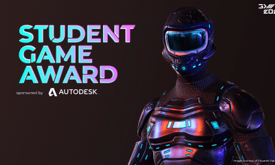 Student Game Award Launched by Autodesk and GDWC!