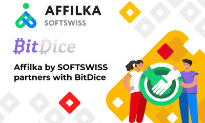 Affilka Launches Project with BitDice