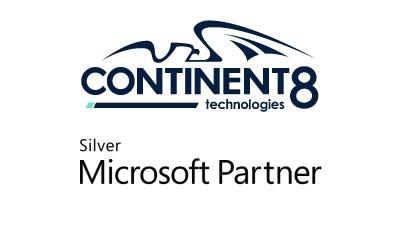 Continent 8 Technologies achieves Microsoft Silver Partner status