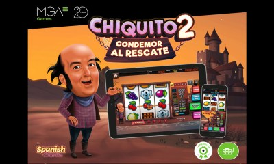 Chiquito 2: Condemor al rescate, the long-awaited sequel from MGA Games, is here!