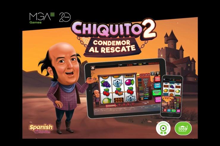 Chiquito 2: Condemor al rescate, sekuel yang telah lama ditunggu-tunggu dari MGA Games, telah hadir!