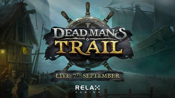 Berjalan di jalur bajak laut yang jatuh di Jejak Orang Mati dari Relax Gaming