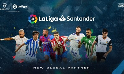 Socios.Com Partners With LaLiga To Become Global Fan Engagement Partner