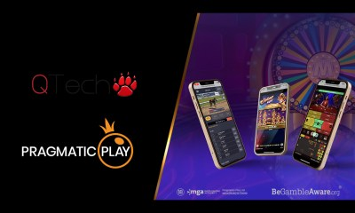 Pragmatic Play adds another boost to QTech Games' premier platform