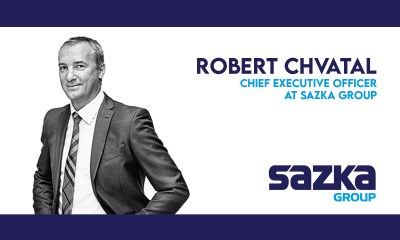 Exclusive Q&A with Robert Chvatal, Chief Executive Officer at SAZKA Group