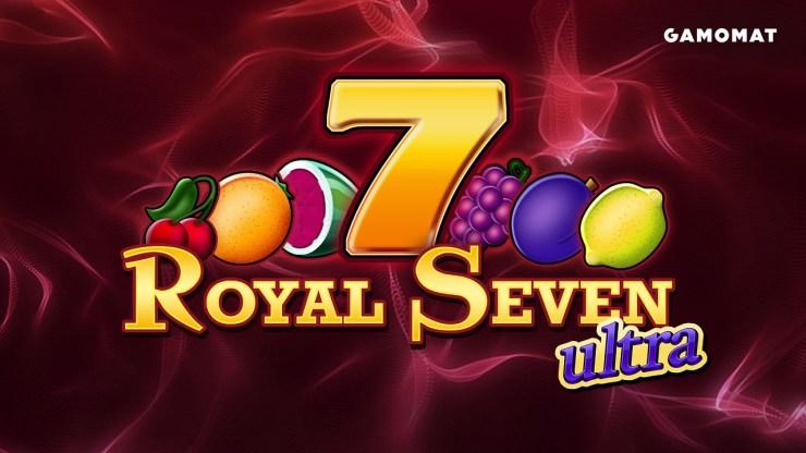 GAMOMAT merilis kekaisaran Royal Seven Ultra