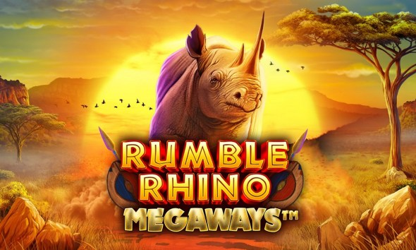 Pariplay offers thrilling action with Rumble Rhino Megaways™