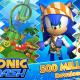 Celebrate Fast Times! Sonic Dash Surpasses 500 Million Milestone as Fans Honour 30th Anniversary of Sonic the Hedgehog