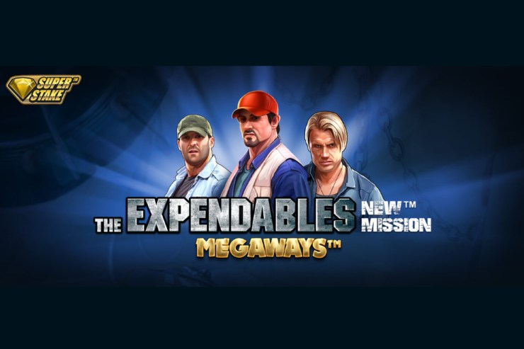 Stakelogic meluncurkan The Expendables: New Mission Megaways