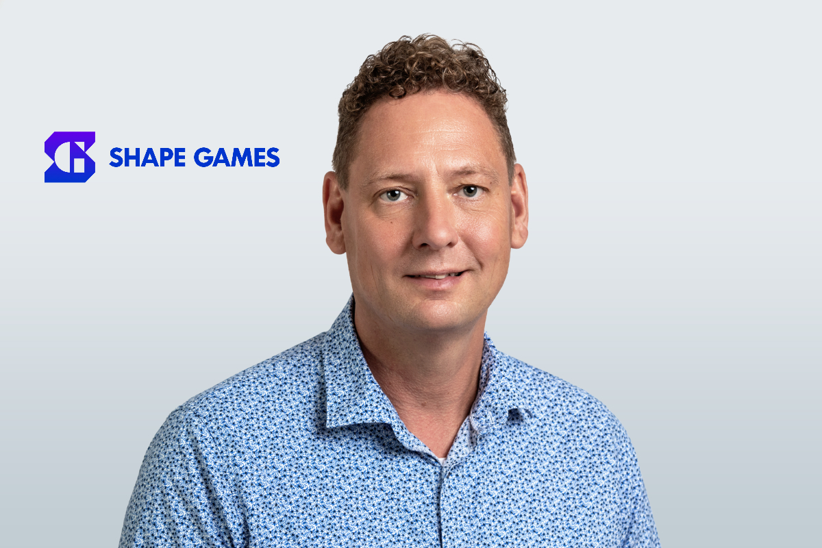 DANSKE SPIL EXECUTIVE ULRIK BORGEN GABUNG SHAPE GAMES MANAGEMENT SEBAGAI TIM AHLI INDUSTRI MEMBANGUN PERUSAHAAN
