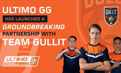 Ultimo GG Launches New Partnership with Team Gullit