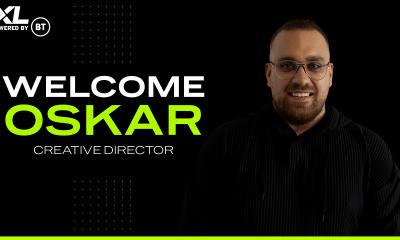 Former Fnatic Creative Director, Oskar Sisi joins EXCEL ESPORTS