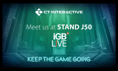 CT Interactive to showcase latest solutions at iGB Live