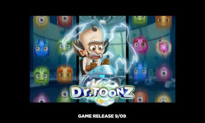 Before Reactoonz there was Dr Toonz