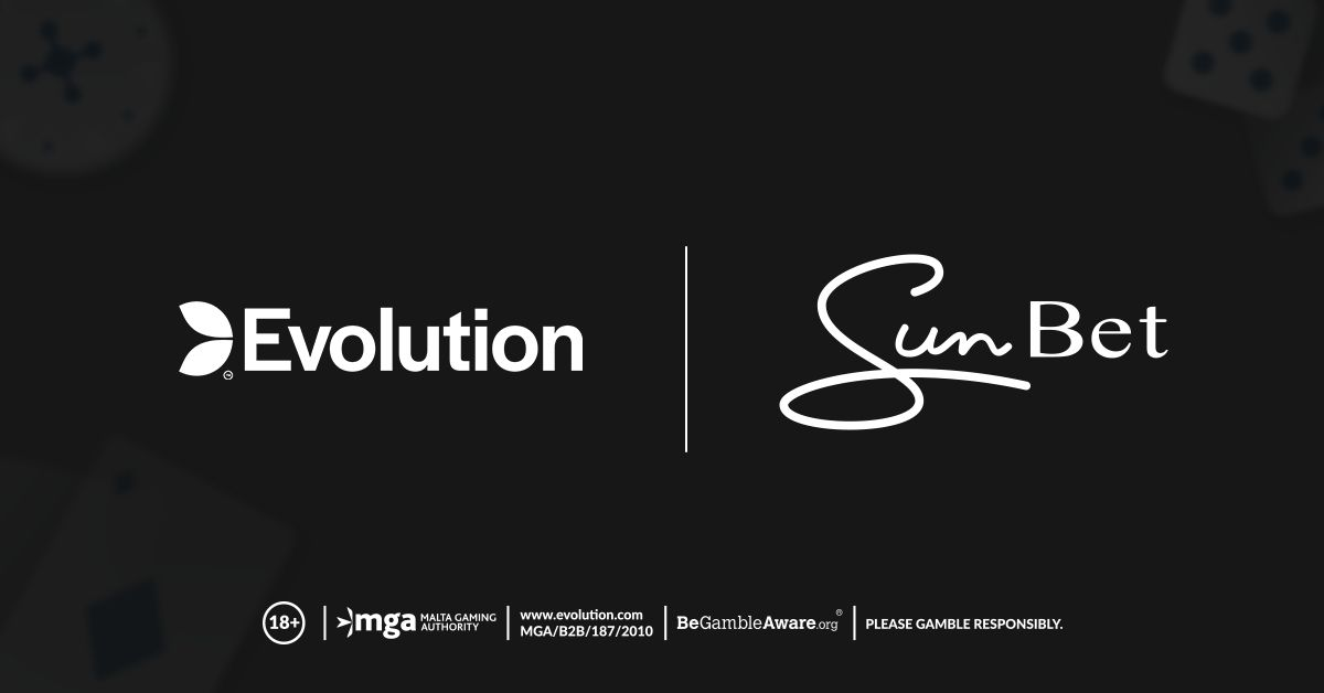 EVOLUTION POWERS ONLINE LIVE GAMES FOR SUNBET IN SOUTH AFRICA