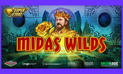 Introducing Midas Wilds from Stakelogic & Reflex Gaming