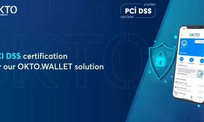 OKTO receives PCI DSS certification