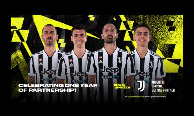 Parimatch and Juventus Continue the Partnership, Tease New Campaigns in 2022