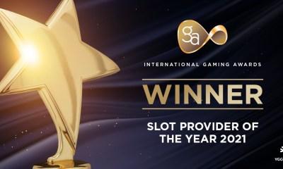 Yggdrasil wins Slot Provider of the Year at International Gaming Awards 2021