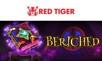 Red Tiger launches brand new spell-binding slot game, Beriched