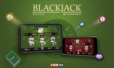 FBMDS launches exclusive Blackjacks's tournament with Solverde.pt