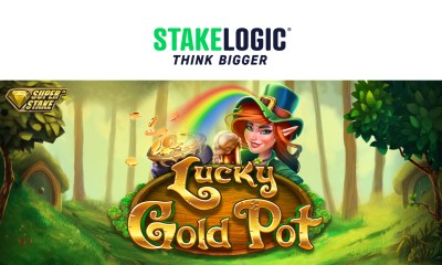 Find treasure at the end of rainbow in Lucky Gold Pot