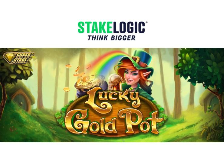 Temukan harta karun di ujung pelangi di Lucky Gold Pot